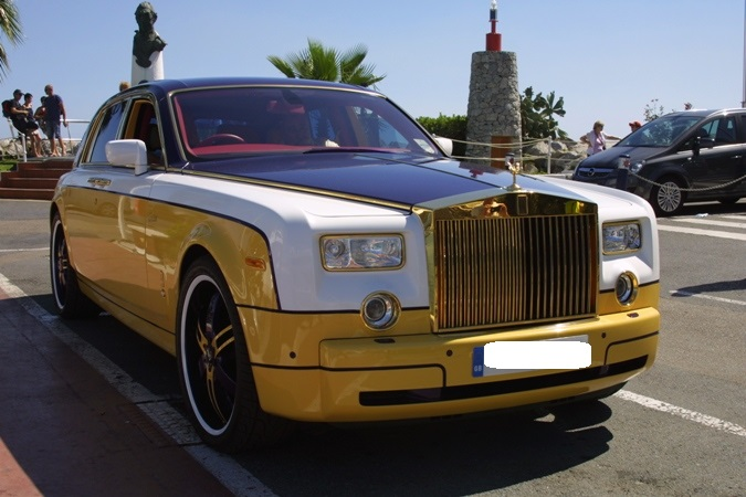 Rolls-Royce Phantom 6.75 V12 Auto *UK PLATES / RHD*