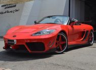 PORSCHE BOXSTER *CUSTOM FIRST EDITION*