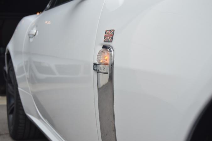 JAGUAR XK COUPE 4.2 V8 AUTO *NACIONAL*
