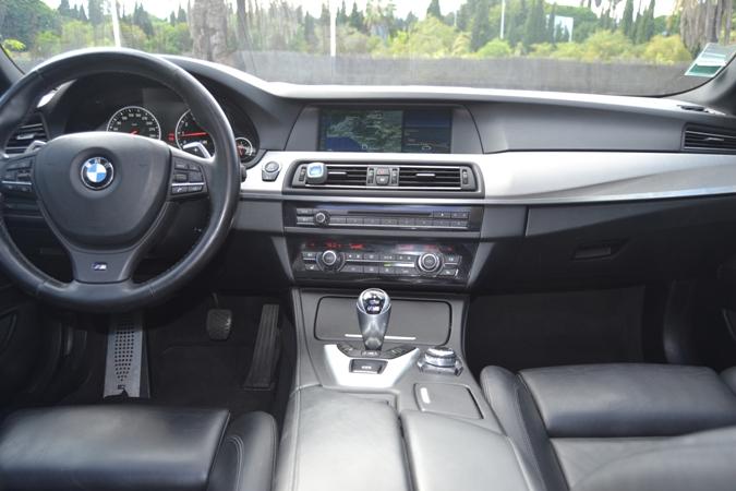 BMW M5 4.4 V8 SUPERCHARGED 560CV AUTO *FR PLATES*