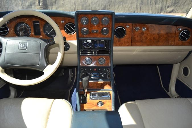 BENTLEY CONTINENTAL R 6.75 V8 AUTO