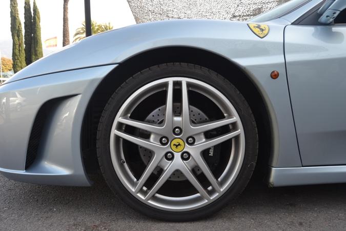 FERRARI F430 SPIDER F1 V8