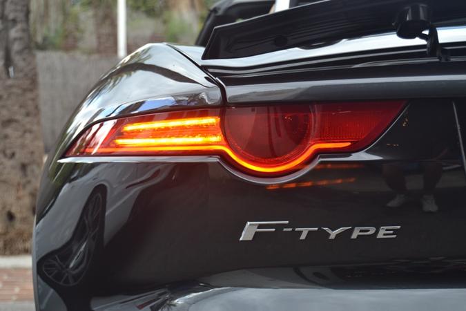 JAGUAR F-TYPE 3.0 V6 SUPERCHARGED 380CV *NACIONAL*
