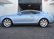 BENTLEY CONTINENTAL GT COUPE 6.0 TWIN TURBO W12 AUTO