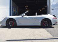 PORSCHE 911 CARRERA 4 GTS CABRIO 3.0
