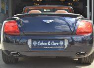 Bentley Continental GTC 6.0 W12 Twin Turbo Auto 560cv *MULLINER*