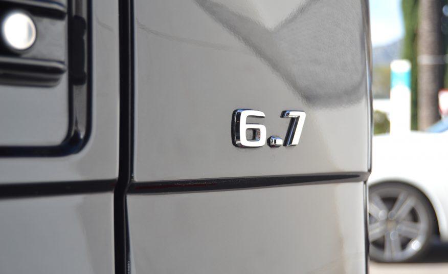 Mercedes-Benz G 500 BRABUS Corto 6.7 V8 600CV BA3 Final Edition