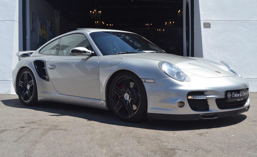 Porsche 911 997 Turbo Manual Coupe