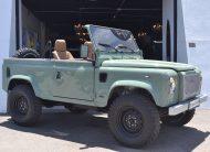 Land Rover Defender 90TDI Techo Lona *Edición Cool&Vintage*