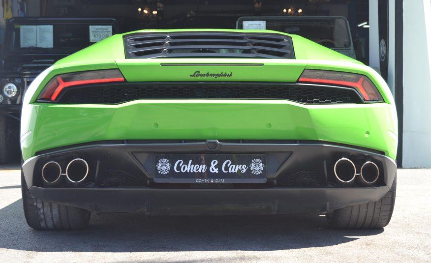 Lamborghini Huracán LP610-4 5.2 V10
