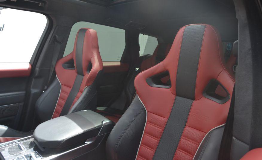 Range Rover Sport SVR *BE PLATES*
