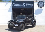 Jeep Wrangler Unlimited 2.8 CRD Diesel Auto