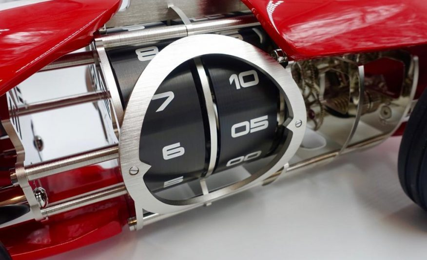 L'EPÉE 1839 TIME FAST D8. 1950S RACING CARS *LIMITED EDITION*