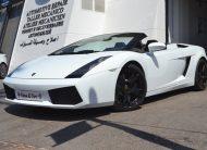 Lamborghini Gallardo Spyder 5.0 V10 Gasolina Auto