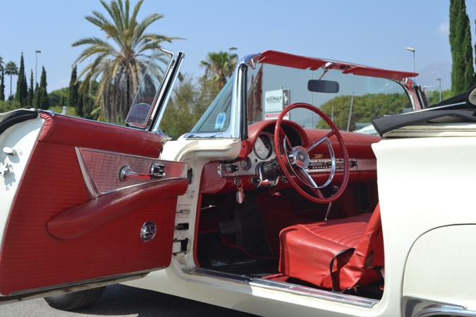 Ford Thunderbird 312ci 5.1cc V8 Auto *MATRICULA HISTORICO*