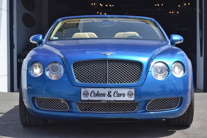 Bentley Continental GTC 6.0 W12