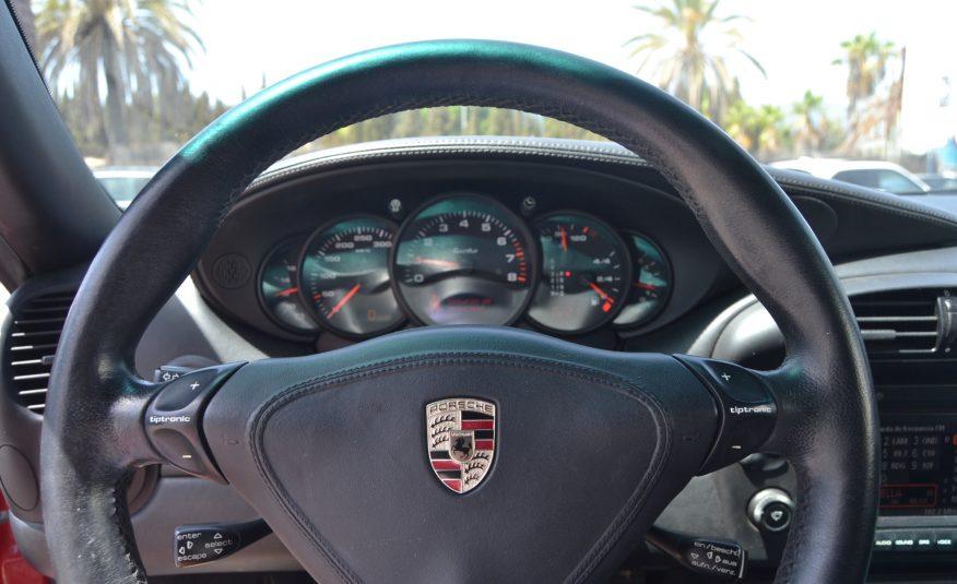 Porsche 911 Turbo Cabrio V6 420 cv