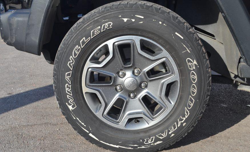 Jeep Wrangler Rubicon 2.8 CRD Auto