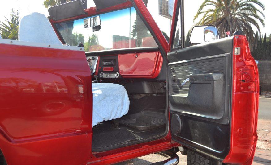 Chevrolet Blazer K5 5.7 V8 350 cv *MATRICULA FRANCIA*
