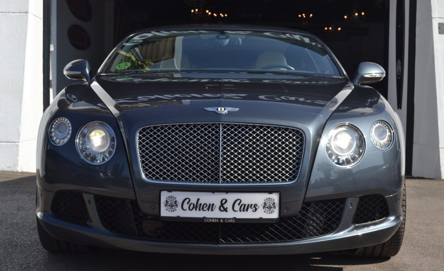 Bentley Continental GT Coupe W12
