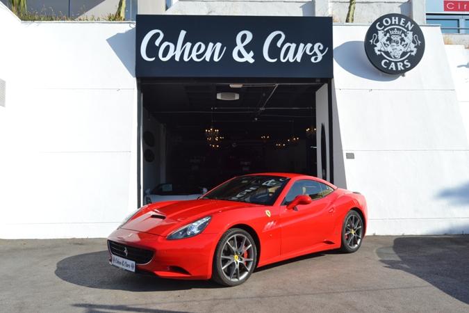 Ferrari California 4.3 V8 Auto 460cv