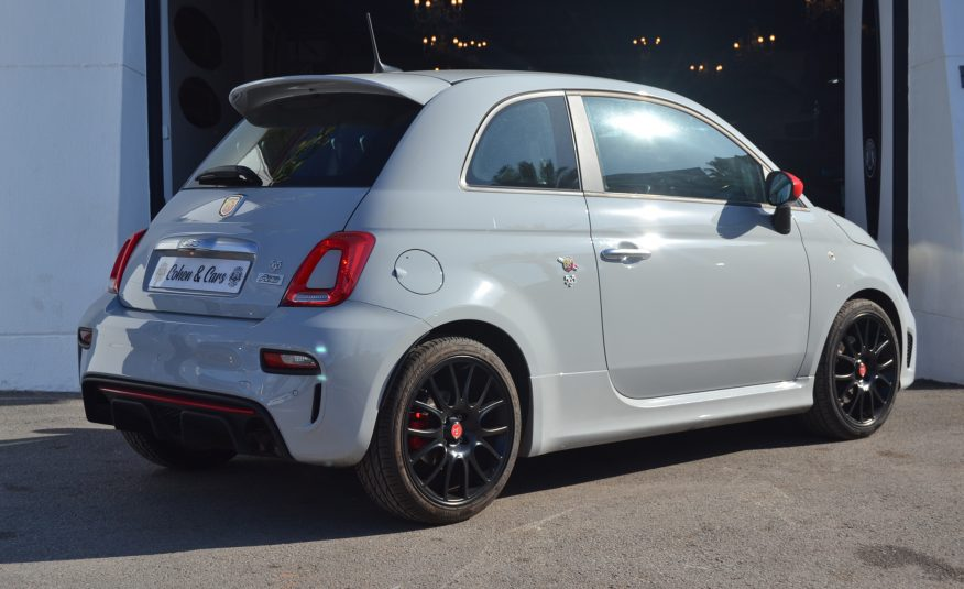 Abarth 595 Pista Coupe 1.4 Turbo 160cv Manual * NACIONAL *