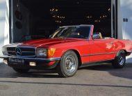 Mercedes-Benz SL500 5.0 V8 Auto 232cv