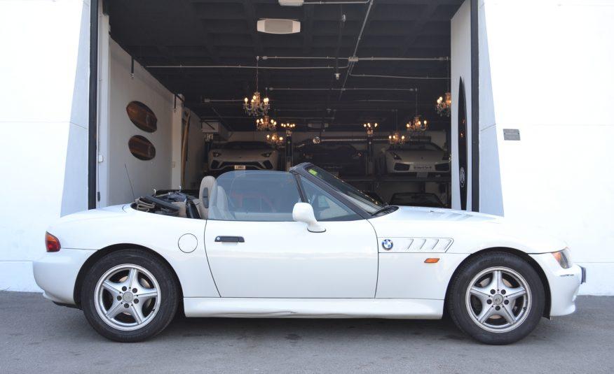 BMW Z3 Cabrio 1.9 AUTO