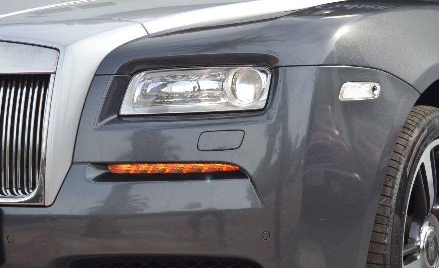 Rolls-Royce Wraith 6.6 V12 Twin Turbo 624cv * Matricula Frances *