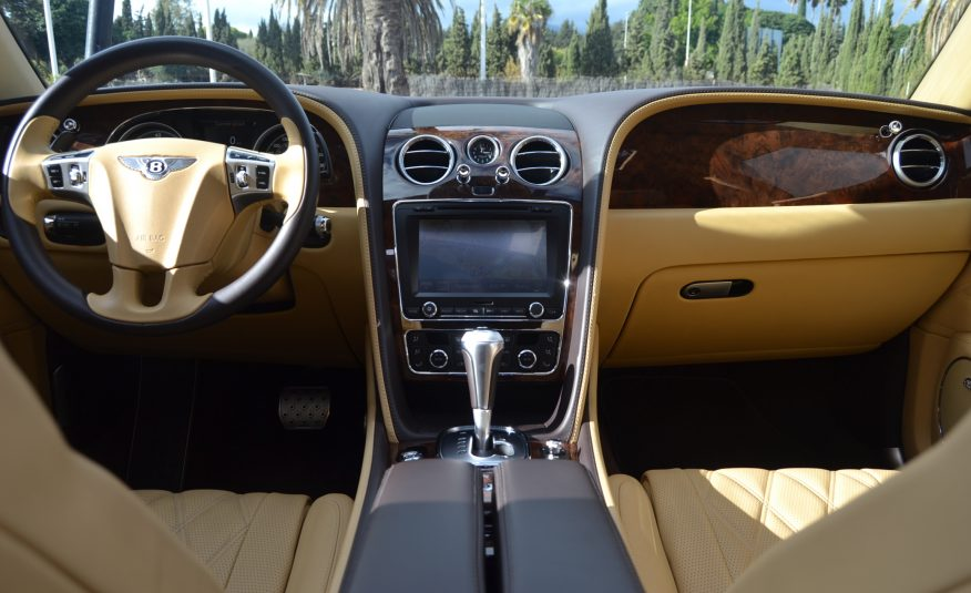 Bentley Flying Spur 6.0 W12 Auto 625cv * Nacional *
