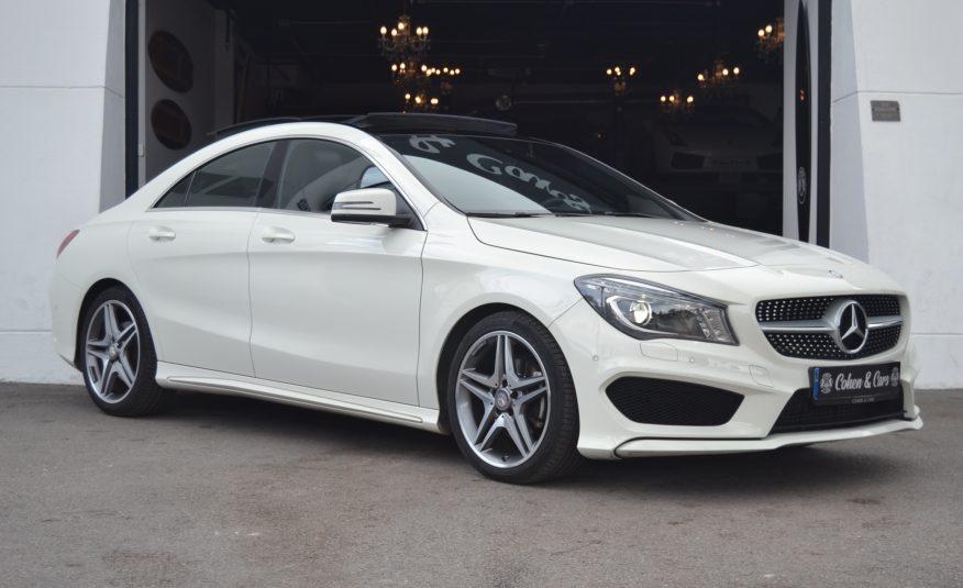 Mercedes-Benz CLA200 Diesel Auto AMG Line * Nacional * * Poco´s KM´s *