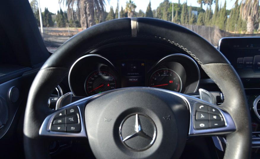 "Mercedes-Benz C63 ""S"" AMG Coupe 4.0 Bi-Turbo V8 510cv Auto"