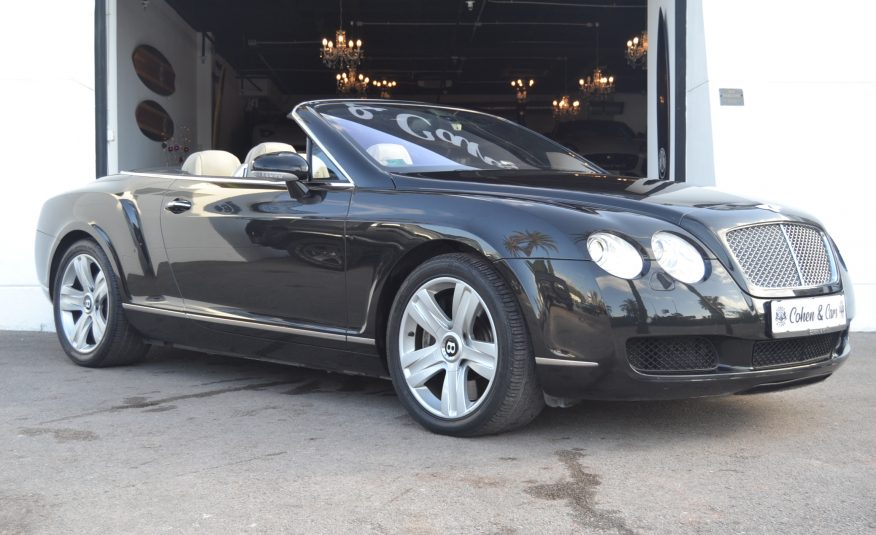 Bentley GTC 6.0 W12 Auto 560cv