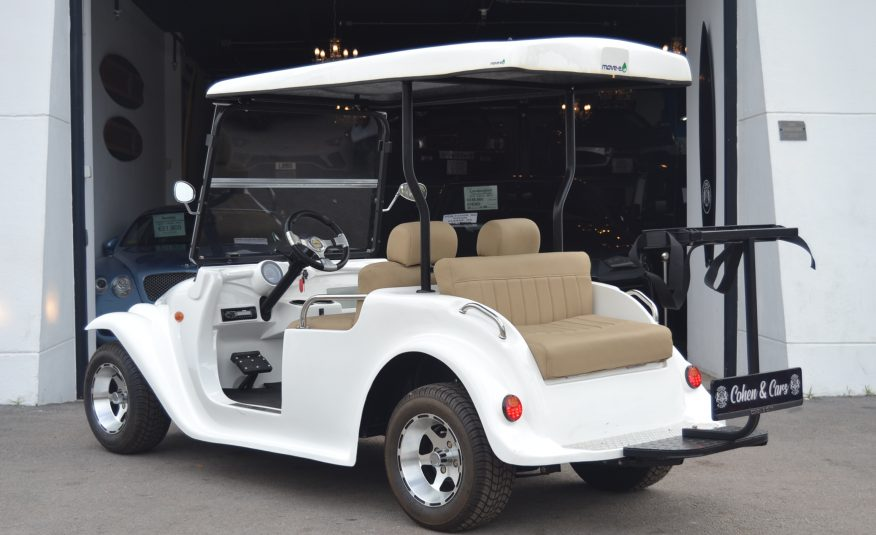 MEV Daytona Electric Golf Buggy