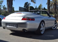 Porsche 911/996 Carrera Cabrio 3.4 Manual 296cv