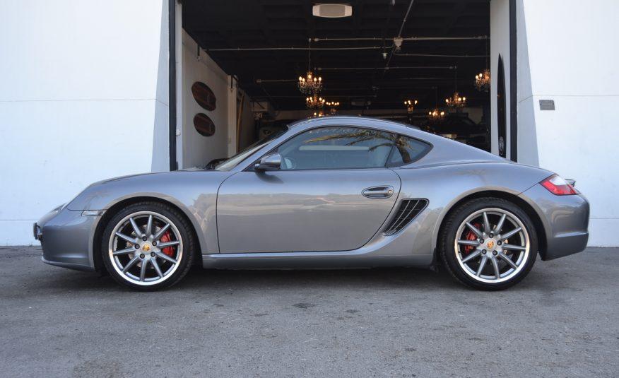 Porsche Cayman S 3.4 Flat 6 Auto 295cv