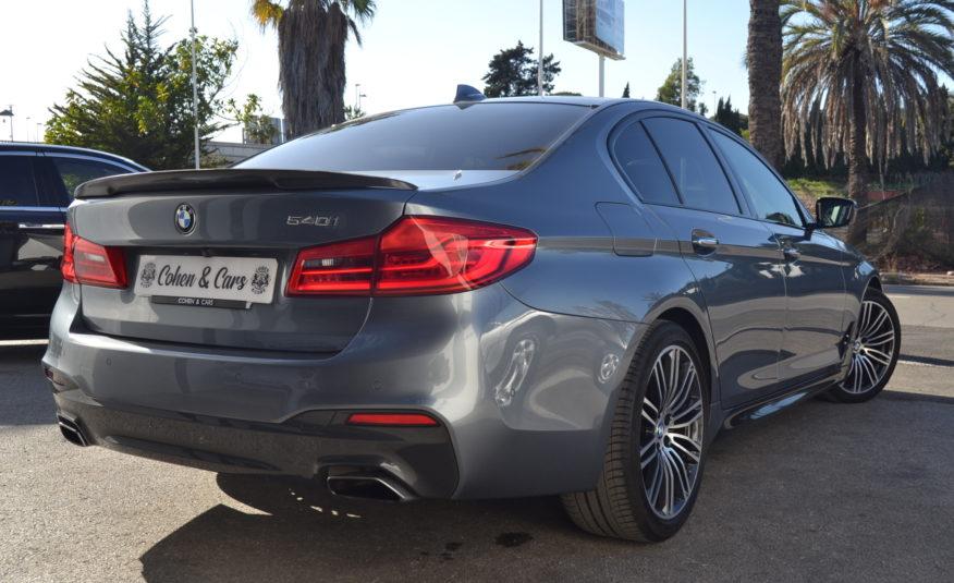 BMW 540i 3.0 Gasolina Auto 340cv