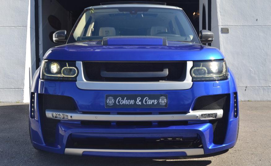 Range Rover Vogue Hamann Edition 1 de 1  5.0 V8 S/Charged 575cv *Matricula FR*