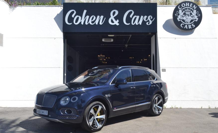 Bentley Bentayga First Edition 6.0 W12 Gasolina 608 cv *Moroccan Plates*