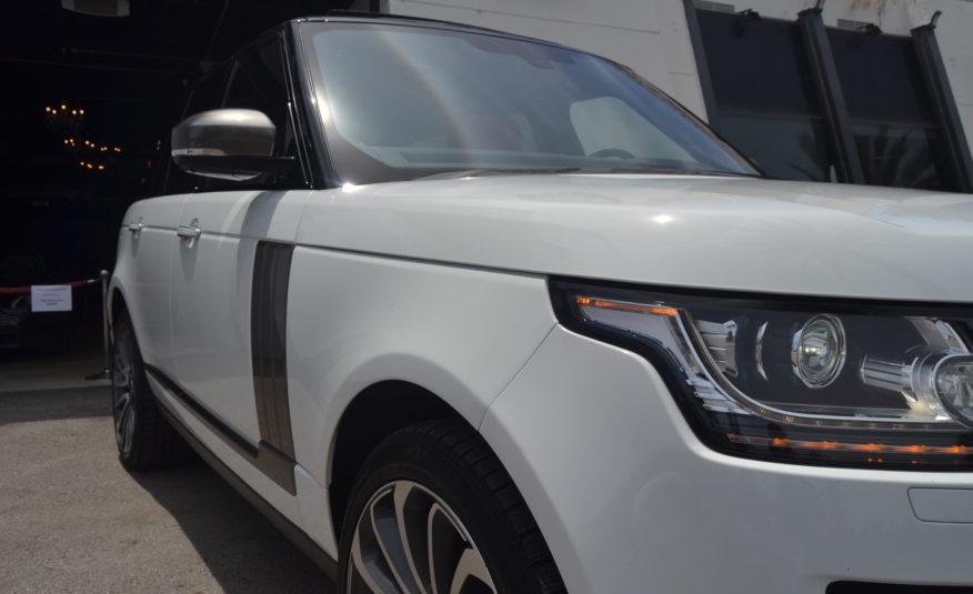 Range Rover 4.4 SDV8 Autobiography 340cv *Matrícula Sueca*