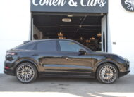 Porsche Cayenne Coupe Turbo 4.0 V8 550cv