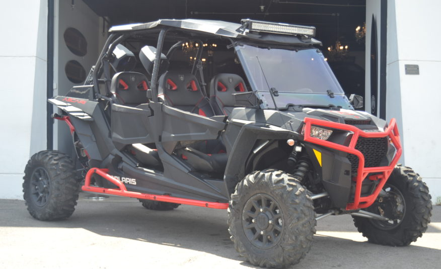 Polaris RZR XP4 Turbo