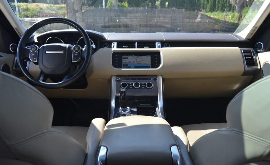 Range Rover Sport 3.0 SDV6 HSE 306cv Auto *NACIONAL*