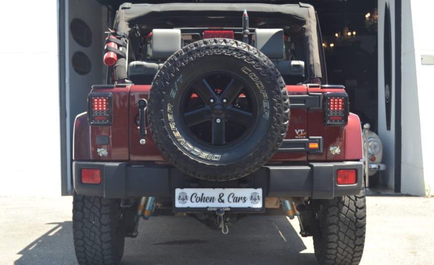 Jeep Wrangler Sahara 2.8 178cv *HOMOLOGADO* *NACIONAL*