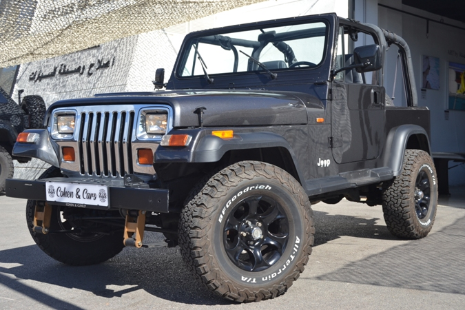 Jeep Wrangler 2.5 Gasolina Manual 121cv