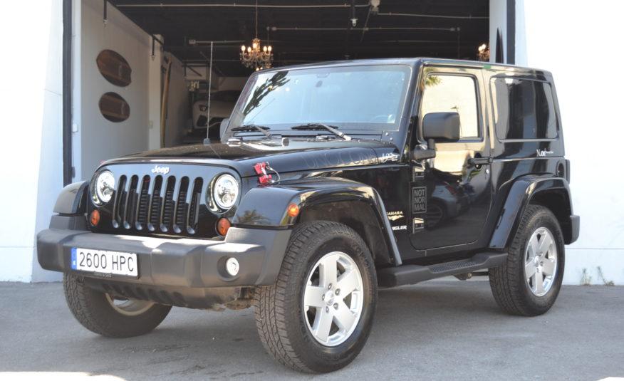 Jeep Wrangler 2.8 CDR Auto Diesel *DUAL TOP* *NACIONAL*