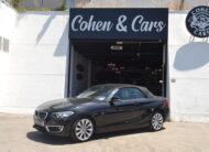 BMW SERIE 2 2.0 150CV CABRIO *NACIONAL*