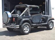 Jeep Wrangler 2.5 Gasolina Manual 100 cv