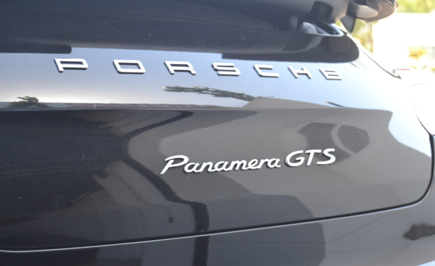PORSHE PANAMERA GTS 4.8 434CV *NACIONAL*