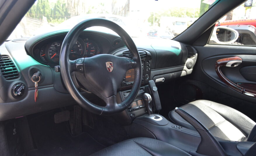 Porsche 911 / 996 Carrera Cabrio 3.4 300cv Gasolina Auto